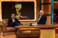 Mario Ludwig zu Gast bei Stefan Raab in der Sendung TV Total. Foto: Steffen Z. Wolff / BRAINPOOL