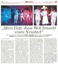 [Zeitungsausschnitt] schwarz23-9-2014