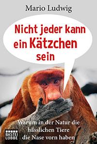 """Buchcover Mario Ludwig """"NIcht jeder kann ein ein Kätzchen sein"""""""