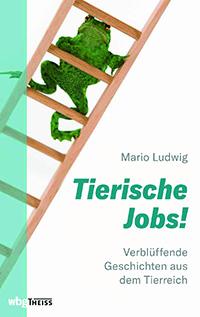 Buchcover Tierische Jobs, 2019